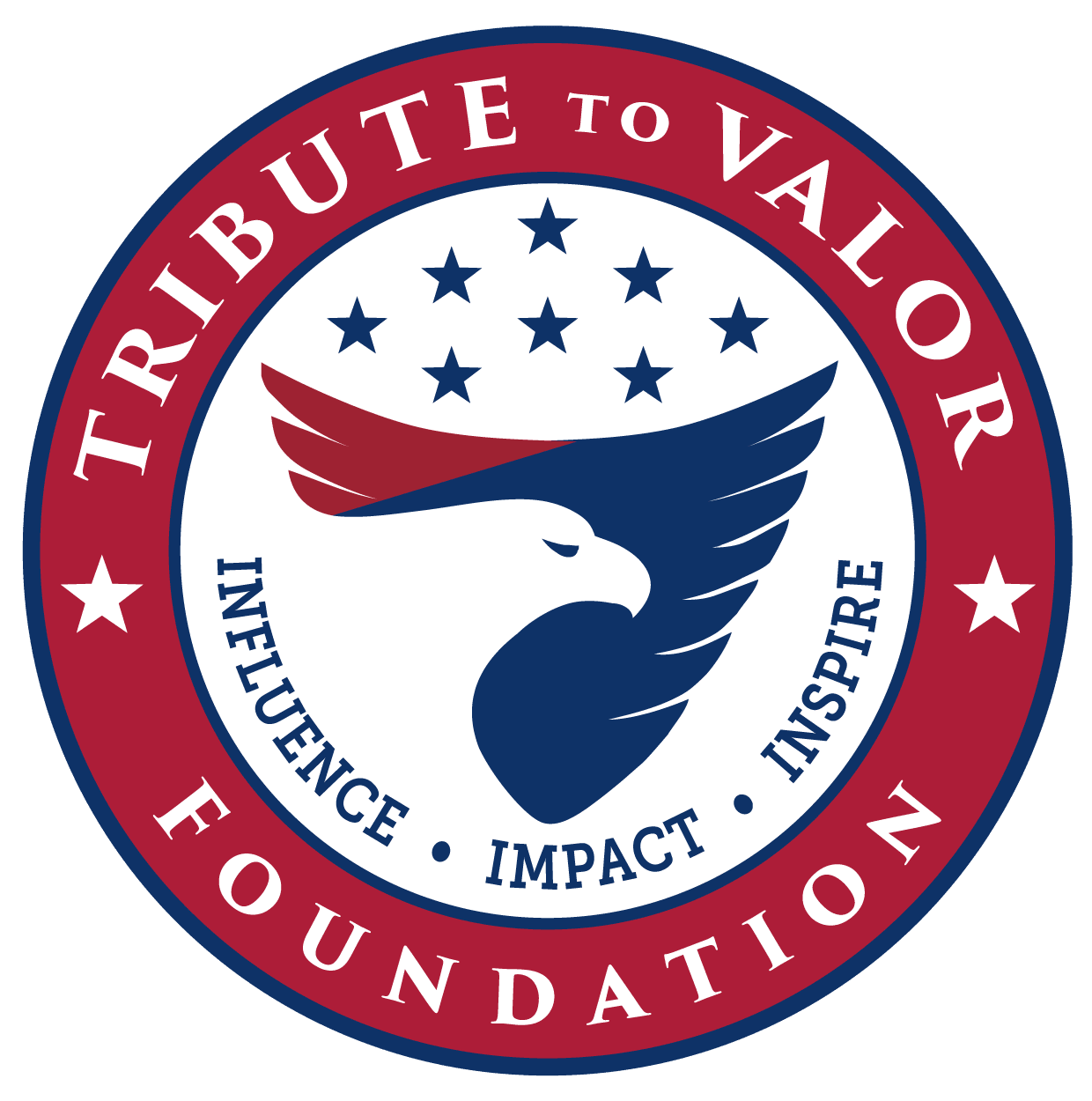 Tribute to Valor Foundation. Influence. Impact. Inspire. Who Am I? Courage. Sacrifice. Commitment. Integrity. Patriotism. Citizenship. #tributetovalor